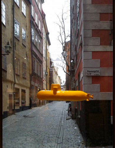 Galleri SVEA, Stockholm 2015