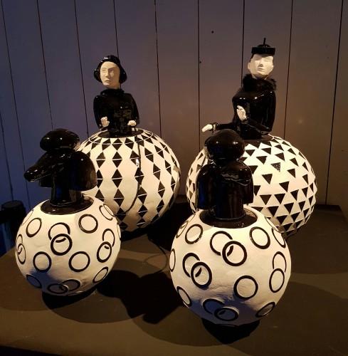Från utställningen Högtid. Keramik och mosaik  2016